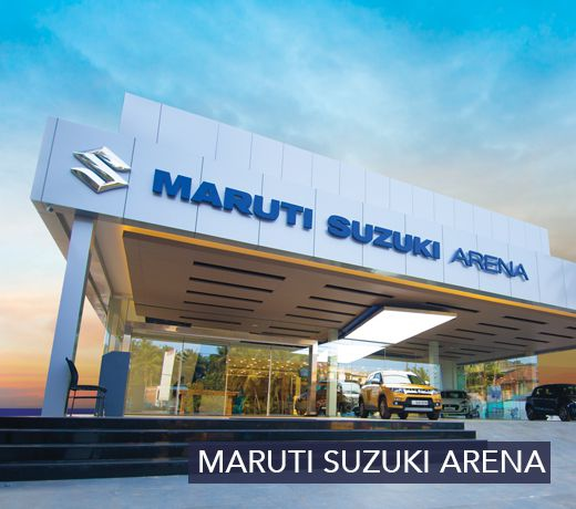 AM Motors Maruti Suzuki Arena