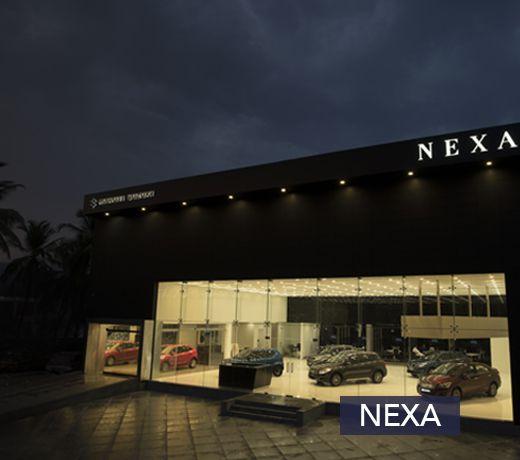 AM Motors Maruti Suzuki Nexa